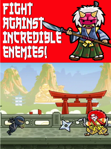 玩免費動作APP|下載Ninja Dragon - Samurai Battle app不用錢|硬是要APP