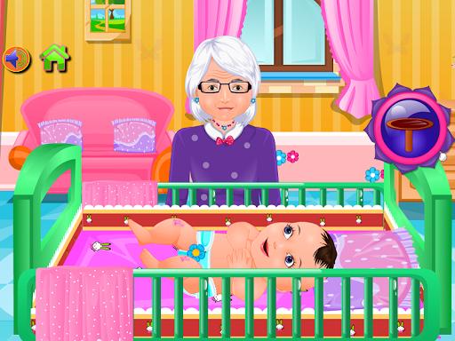 Grandmother Baby Care Feeding 6.7.4 screenshots 3
