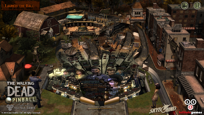 The Walking Dead Pinball Apk