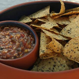 Little Dipper Southwestern Salsa Dip.