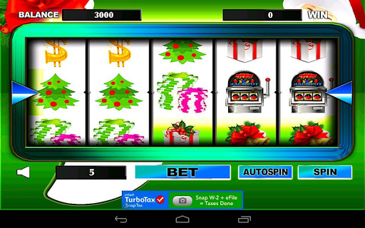 Slots Christmas Santa Joy Free