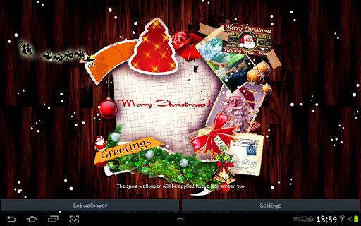 玩個人化App|Christmas Photo Cards Full免費|APP試玩