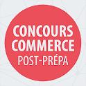 Concours commerce post prépa