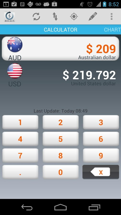 Currency Converter - Exchange- screenshot