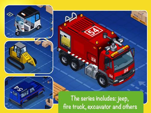玩免費教育APP|下載Create car puzzle game for kid app不用錢|硬是要APP