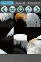 Screenshot of Eagles Wallpapers