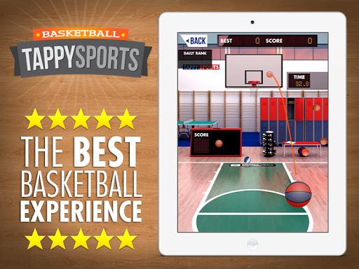 Tappy Sport Basketball NBA Pro Stars 1.6.19 screenshots 7