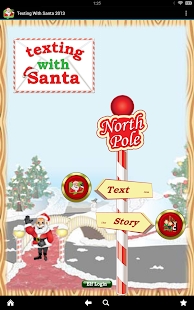 Texting With Santa Story -Free- screenshot thumbnail