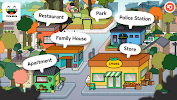 Toca Life: Town app for Android screenshot