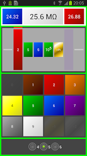 Resistor Color Code Ohm Calcul - screenshot thumbnail