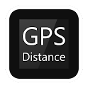 GPS Distance icon