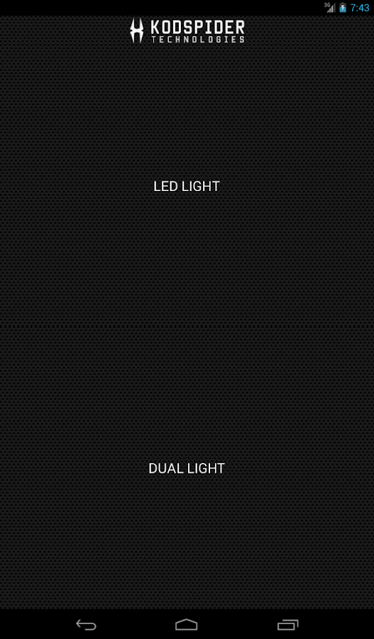 LightOn- screenshot
