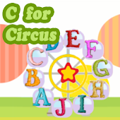 Kids Learn ABC C for Circus HD