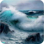 Sea Waves Live Wallpaper