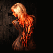 Girl with FireHair