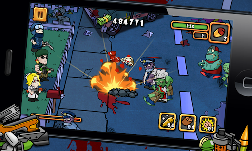 Zombie Age- screenshot thumbnail