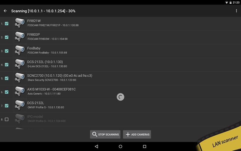 tinyCam Monitor PRO for IP Cam v5.9.8 APK