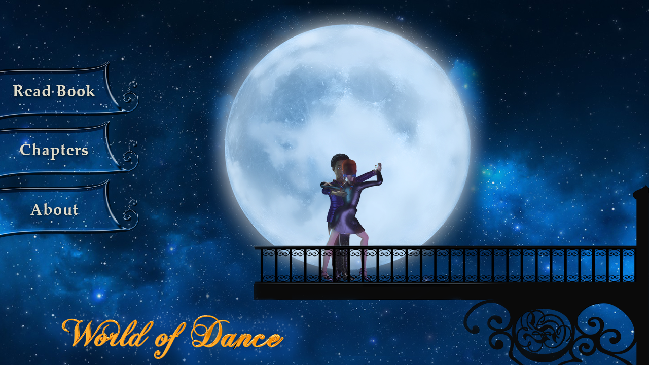 Carla & Leo's World of Dance- screenshot