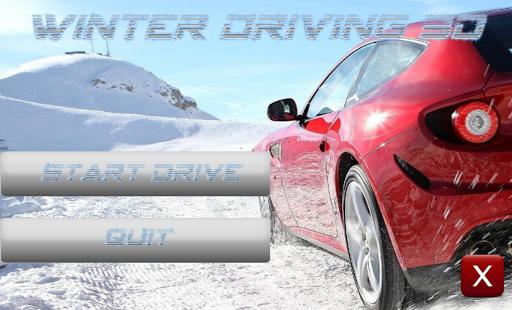 Winter Driving 3D