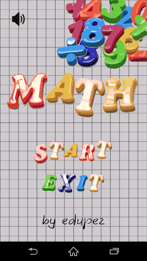 Matematica Jogo