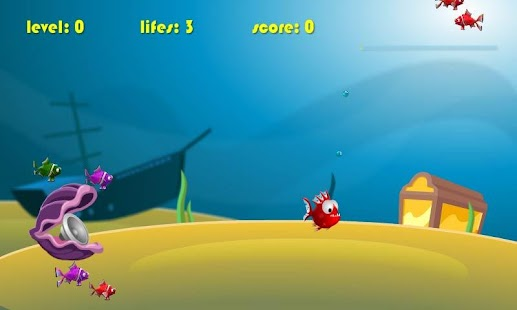 大魚吃小魚 3D