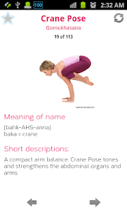 Yoga for health Screenshot