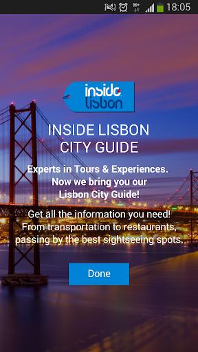 Inside Lisbon - City Guide