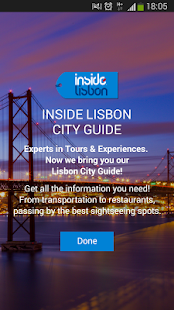 Inside Lisbon - City Guide- screenshot thumbnail