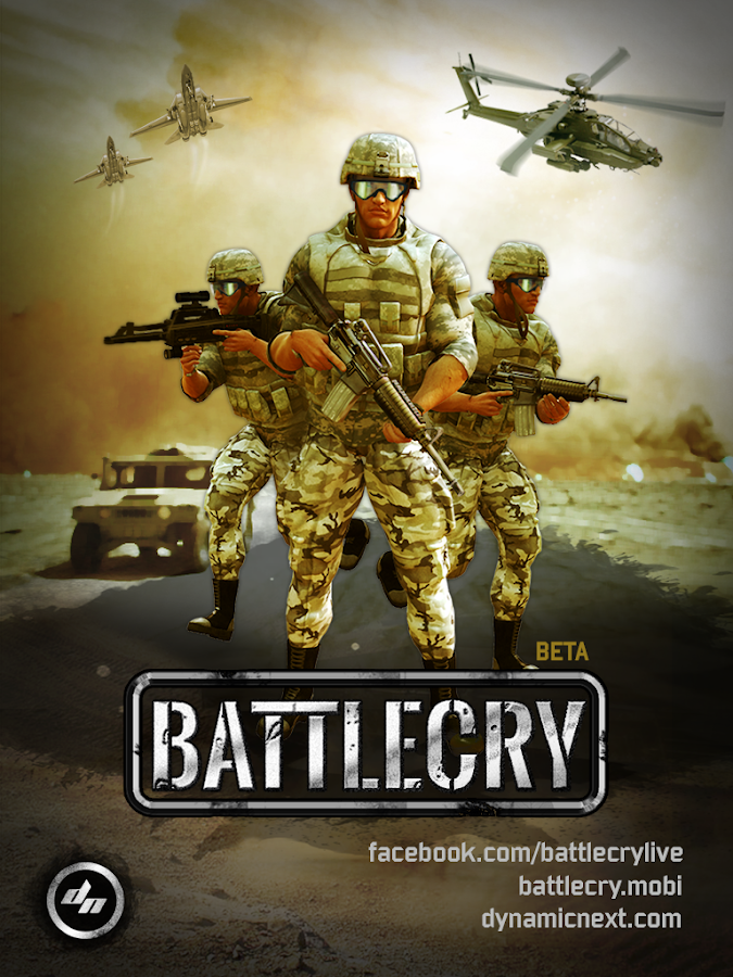 BattleCry (RPG) - World At War - screenshot