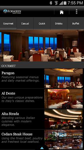 Foxwoods Resort Casino 2.3.7.4 screenshots 2