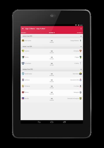 玩免費運動APP|下載Liga Chilena - App Futbol app不用錢|硬是要APP