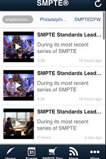 SMPTE® - screenshot thumbnail