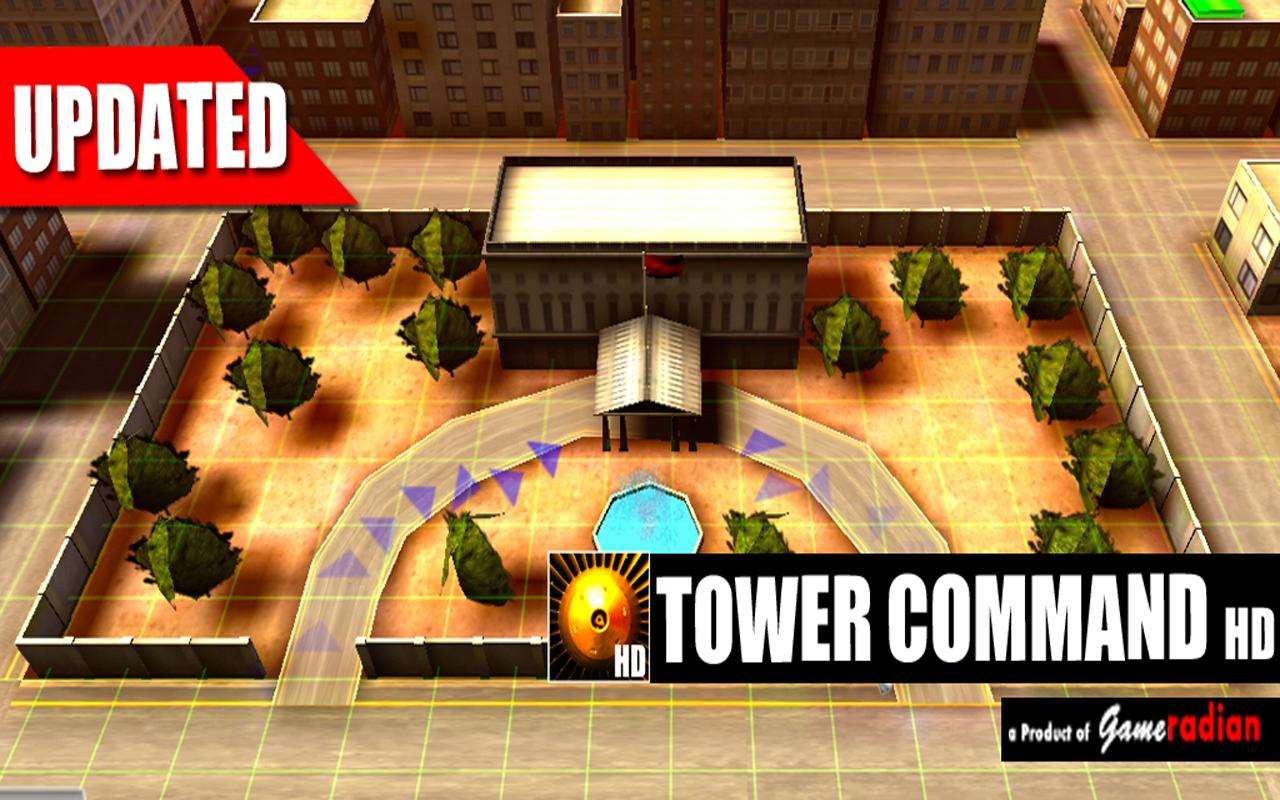 Tower Command HD - screenshot