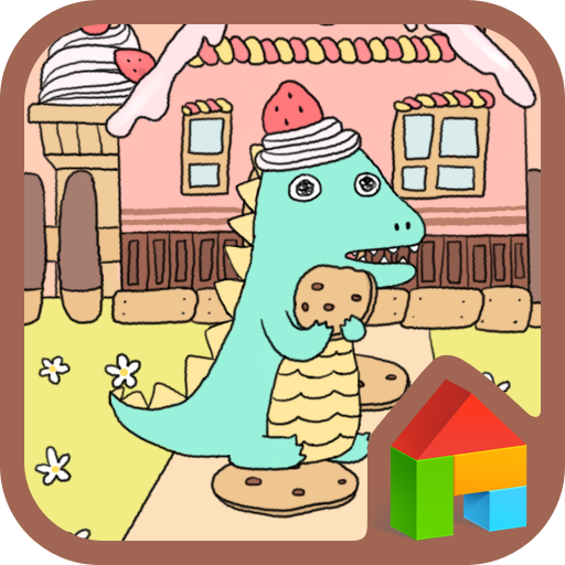 Cookie dodol launcher theme