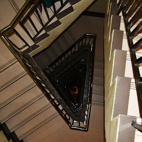 stair by Arcelous Lu - Buildings & Architecture Other Interior