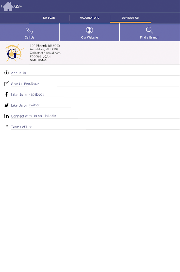 GS+- screenshot