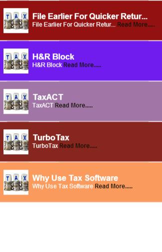 Best Tax Guide