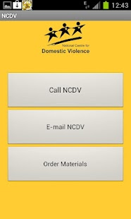 NCDV Referral- screenshot thumbnail