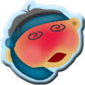 티슈뽑기 logo
