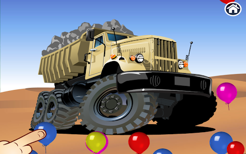 Connect Dots Truck Edition- screenshot thumbnail