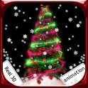 Christmas Winter Tree Free icon