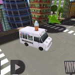 Candy & Ice Cream Truck 1.0.1 Apk