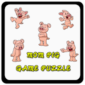 Mom Games Pig Match Game