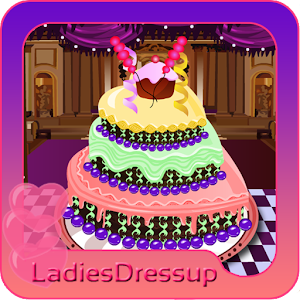 Download Ice cream cake decoration for PC