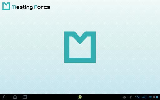 MeetingForce for Android 1.0.0 Windows u7528 2