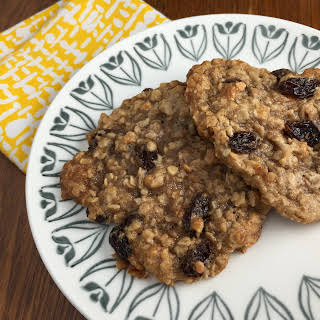 Grandma's Oatmeal Raisin Cookies.