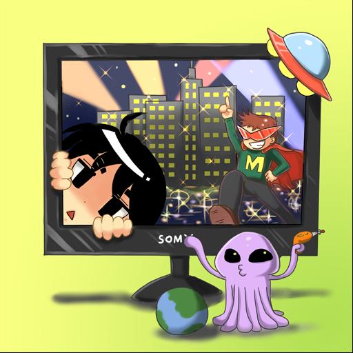 卡通問答游戲 益智 App LOGO-APP試玩