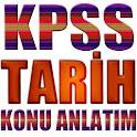 KPSS Tarih Konu Anlatım logo