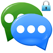 MyChat encrypted lock