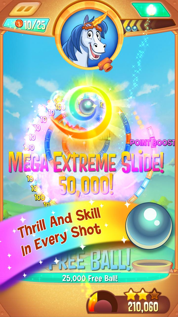 Peggle Blast screenshot #1
